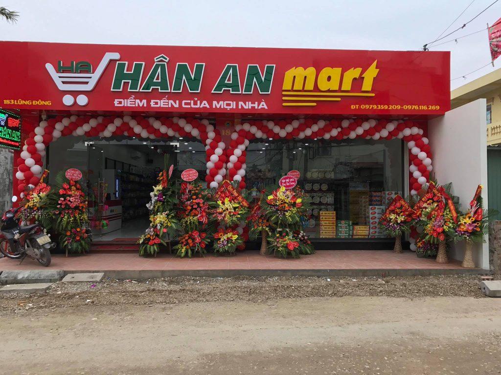 Dịch vụ Setup siêu thị mini tại Hải Phòng