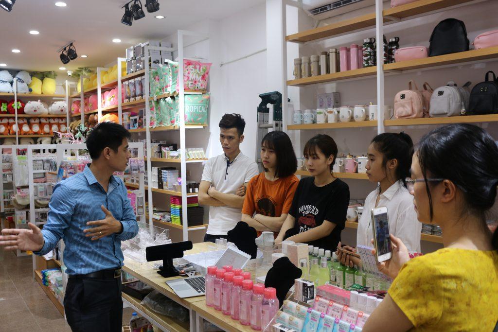 Đào tạo siêu thị tại Thanh Hóa