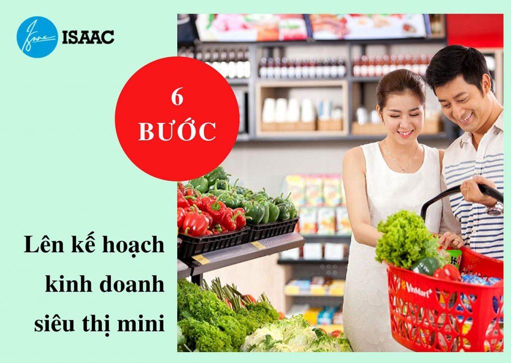 Kinh doanh siêu thị mini hiệu quả