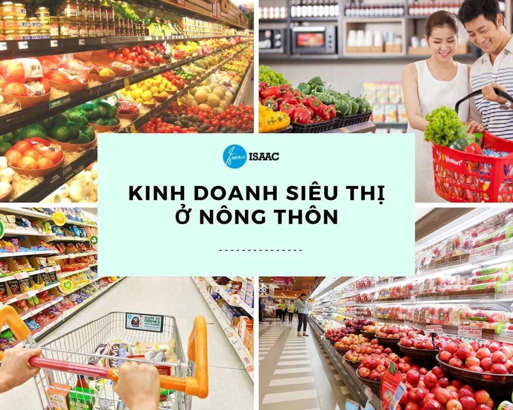 Lợi ích khinh doanh siêu thị ở nông thôn