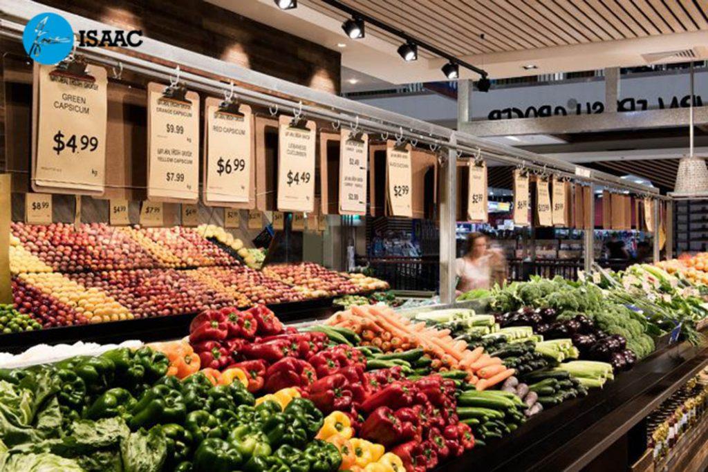 Thiết kế siêu thị tăn chuyển đổi