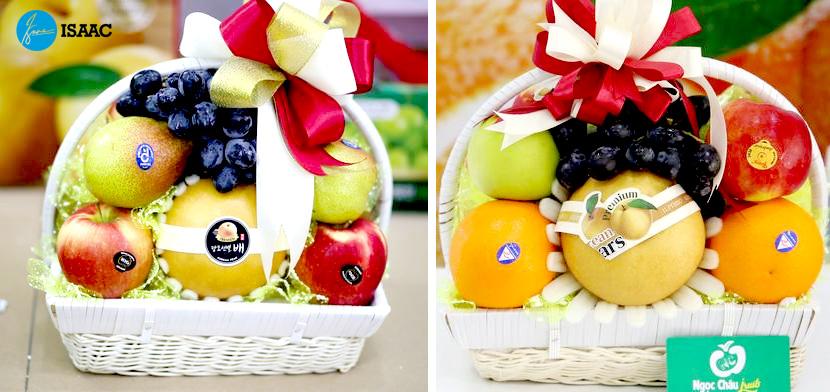 Mở cửa hàng hoa quả nhập khẩu