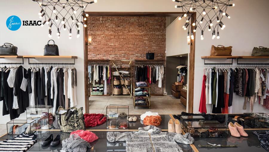 Kinh doanh thời trang tại nhà