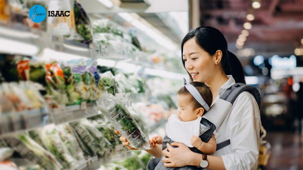 Ưu điểm mua hàng siêu thị