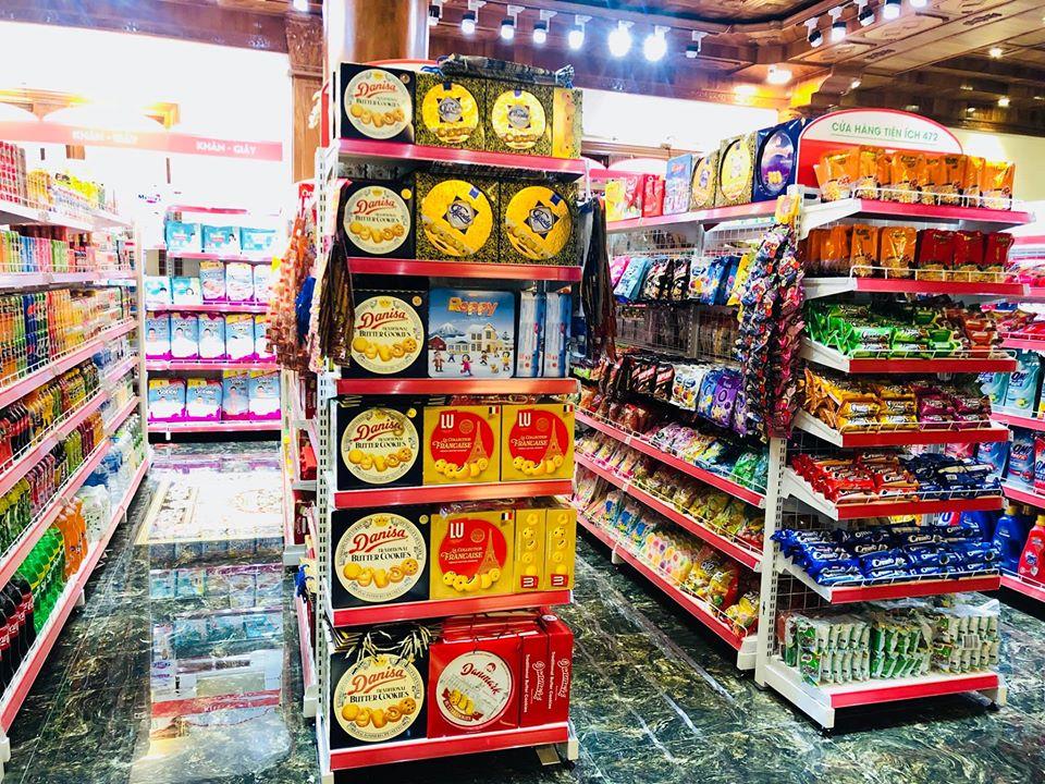 Hình ảnh siêu thị tại Hưng Yên