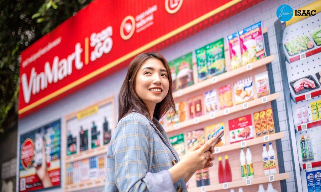 Mở siêu thị mini VinMart