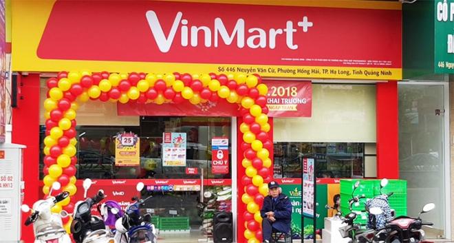Chuỗi siêu thị mini Vinmart