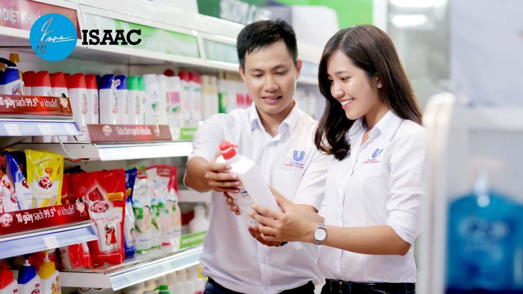Hàng hóa của Unilever phân phối
