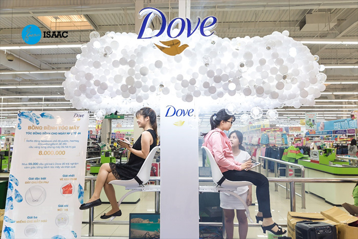 Khách hàng của Dove
