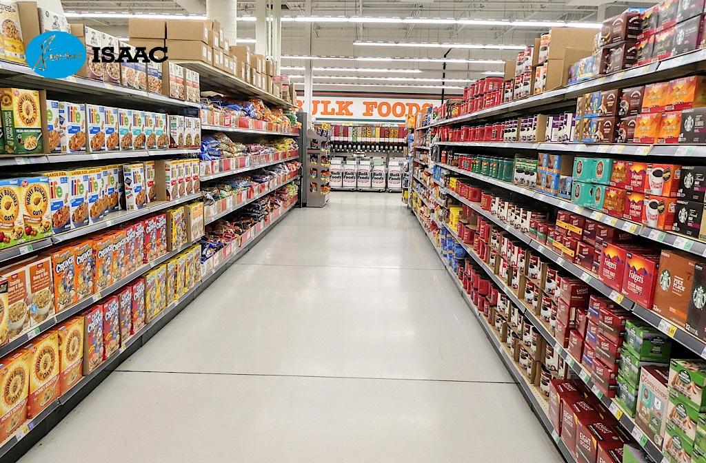 Mô hình siêu thị mini