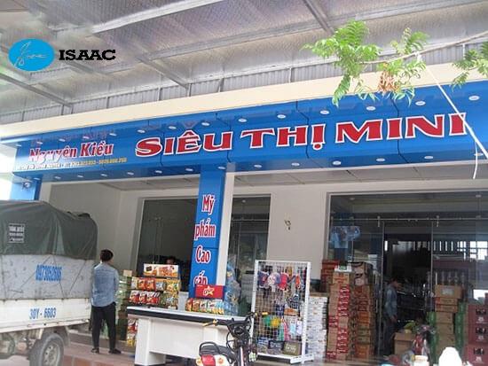 Mô hình siêu thị gia đình tại Việt Nam