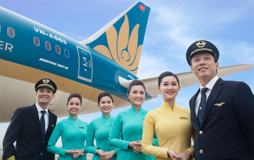 thị trường hàng không Việt Nam