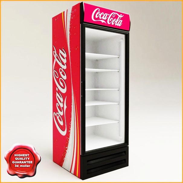 Tủ mát coca cola