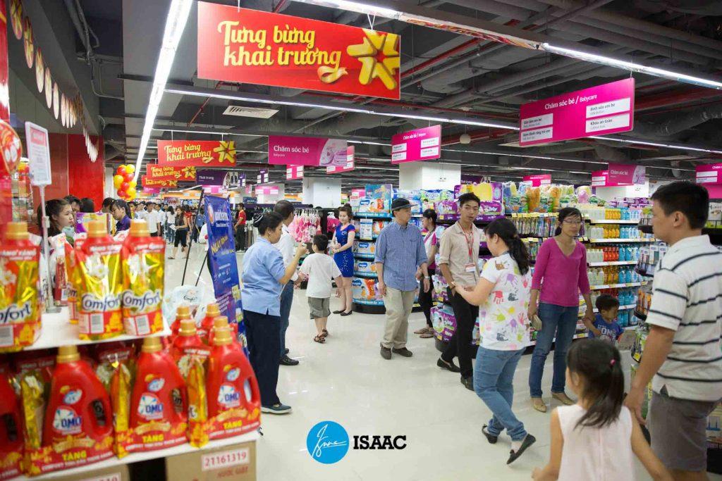 Xu hướng mua hàng tạp hóa