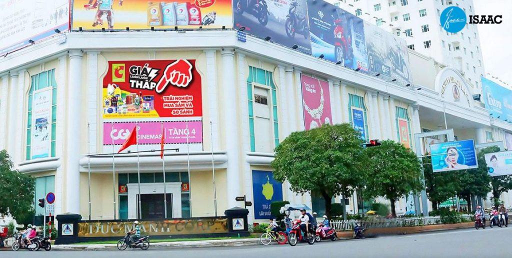 Báo giá kệ siêu thị tại Đà Nẵng