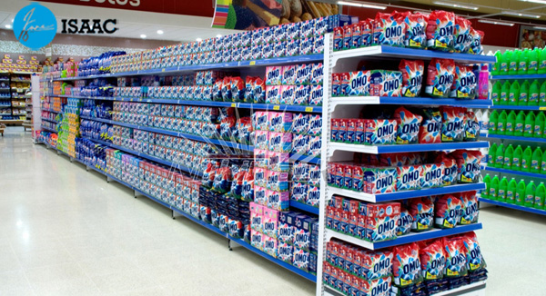 kệ trưng bày sản phẩm siêu thị
