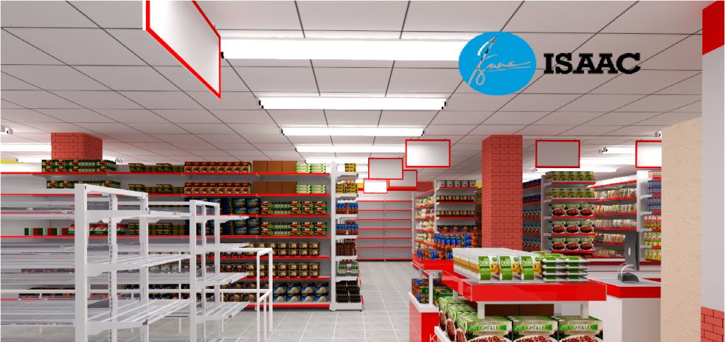 Dịch vụ tư vấn mở siêu thị mini isaac