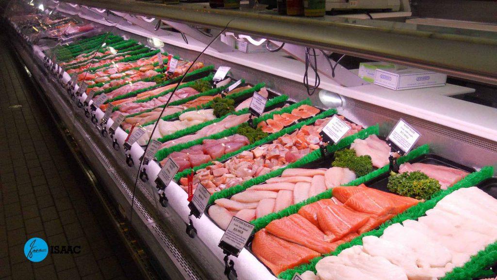 Mở cửa hàng hải sản thành công