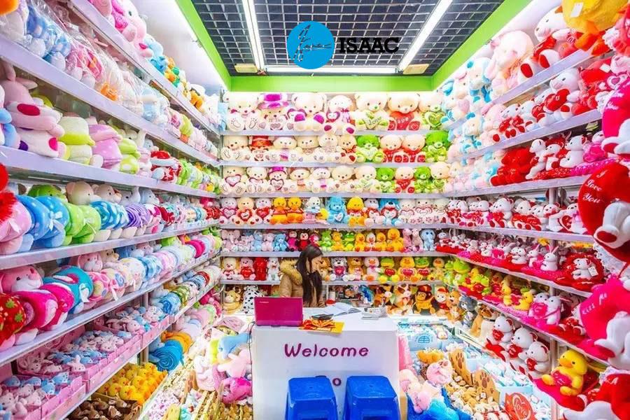 Mở siêu thị đồ chơi trẻ em
