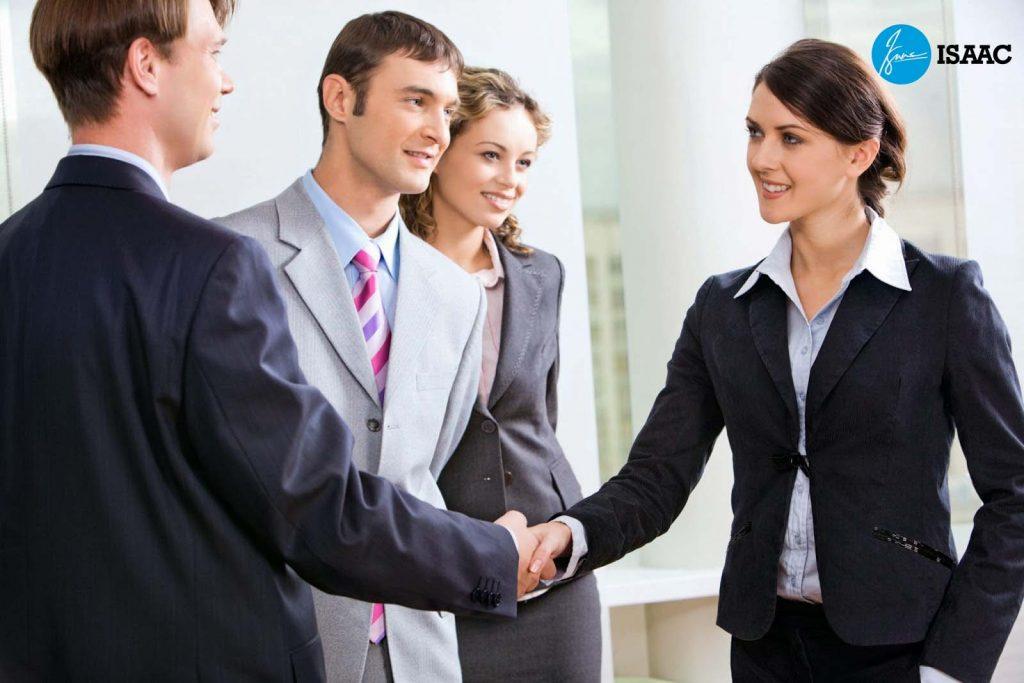 Nói chuyện với khách hàng khó tính