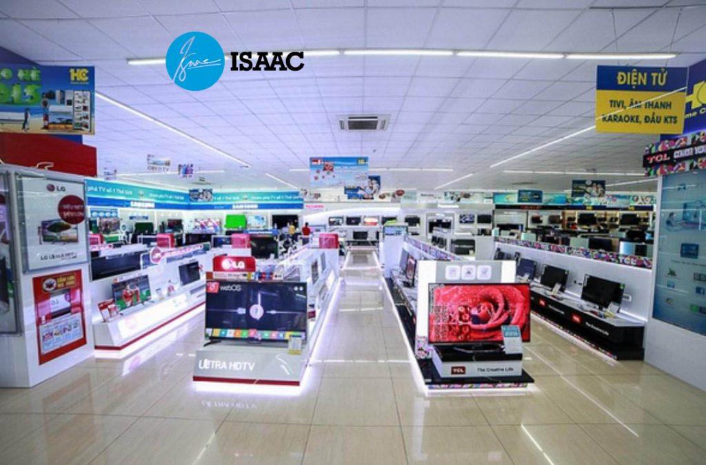Mở siêu thị điện máy