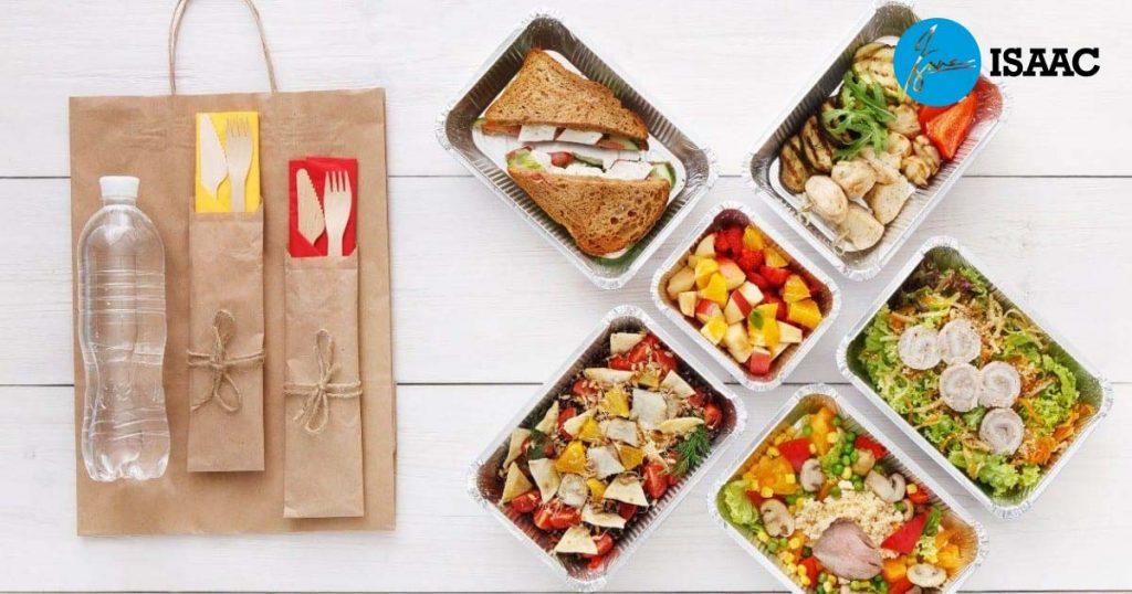 Thị trường đồ ăn online mới