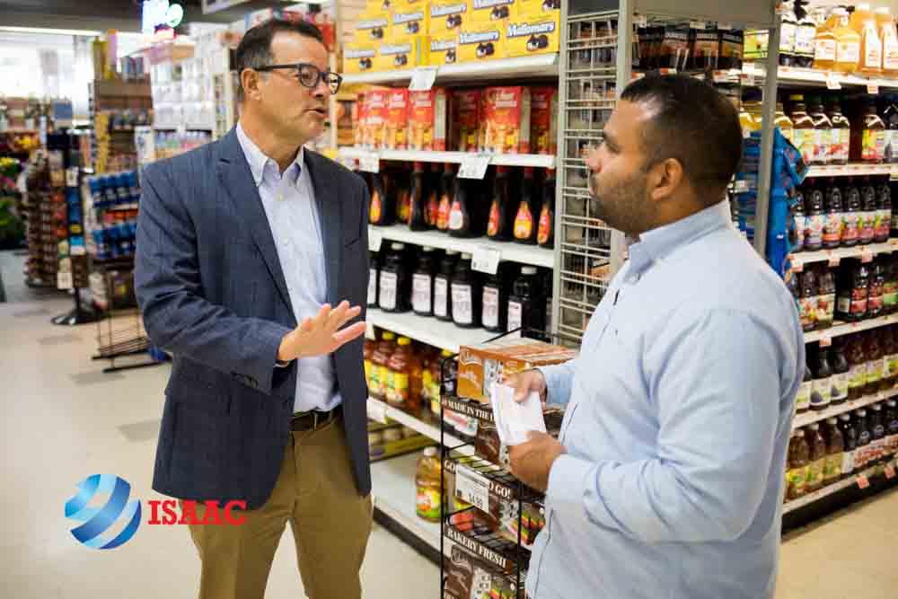 Công việc của giám đốc siêu thị