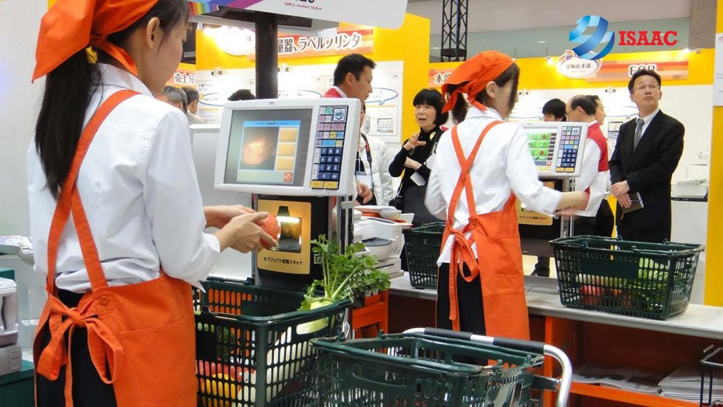 Giám sát bán hàng siêu thị