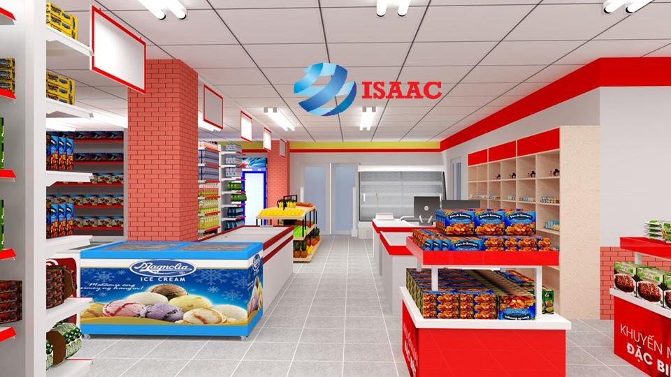 Dịch vụ setup siêu thị mini tại TPHCM
