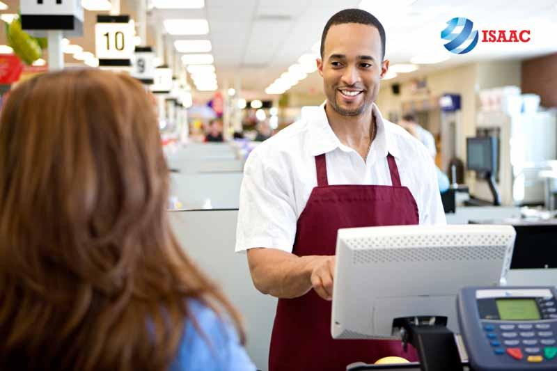 giao tiếp bán hàng nhân viên siêu thị