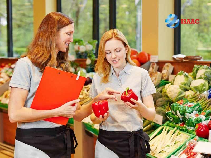 Giao tiếp của nhân viên bán hàng siêu thị