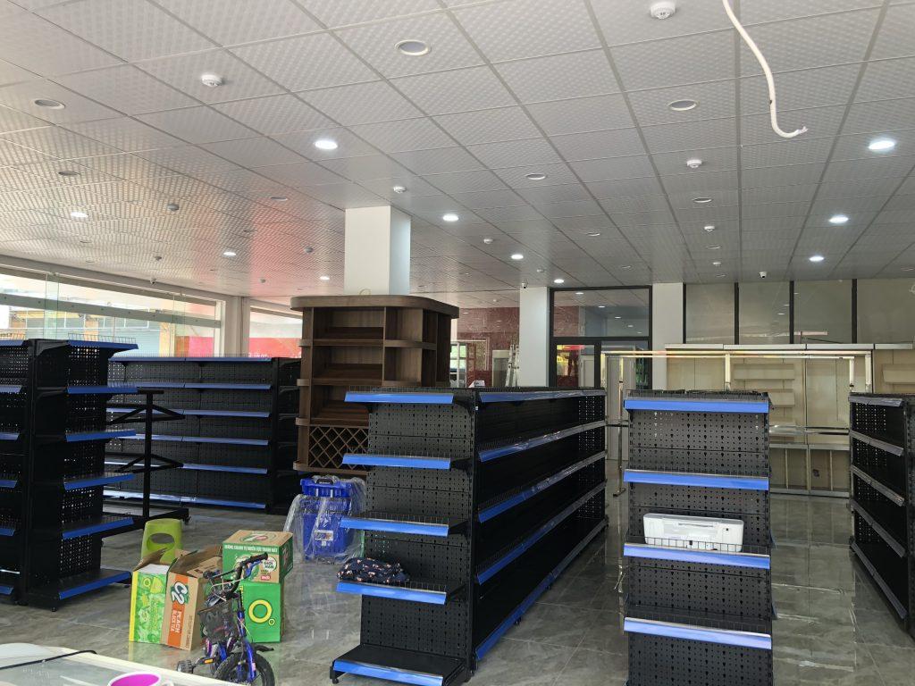 Giá kệ siêu thị tại thị xã Duy Tiên, Hà Nam