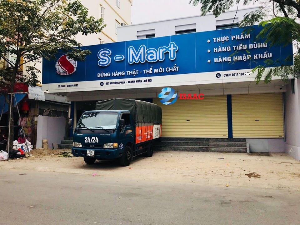 Tư vấn mở siêu thị tại quận Thanh Xuân