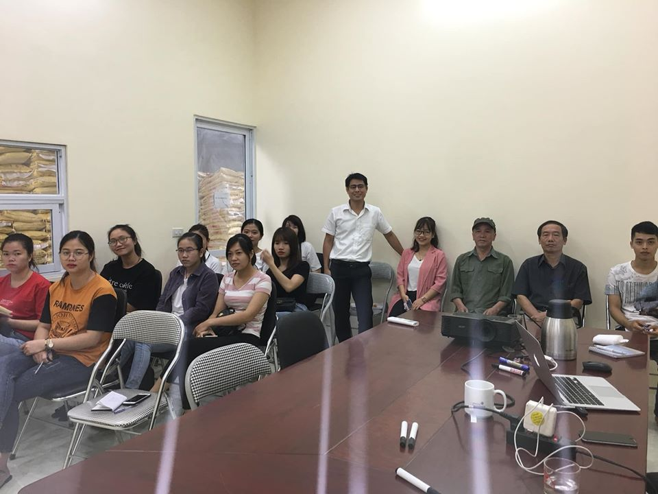 Chuyên gia đào tạo Nguyễn Văn Thịnh