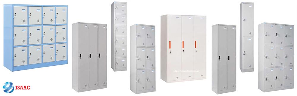 các loại tủ locker