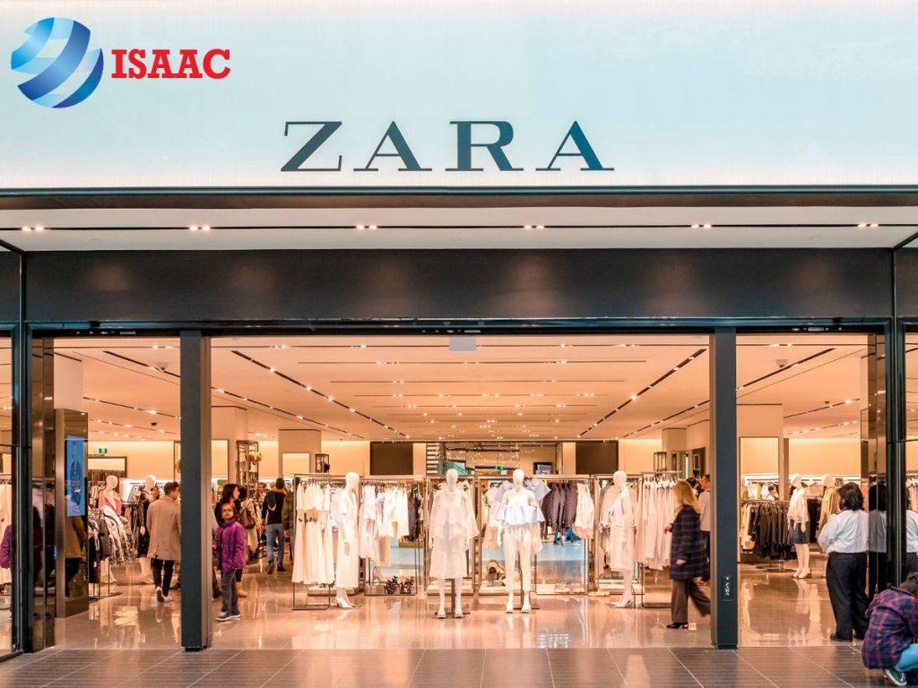 chiến lược tạo sự thành công thương hiệu Zara