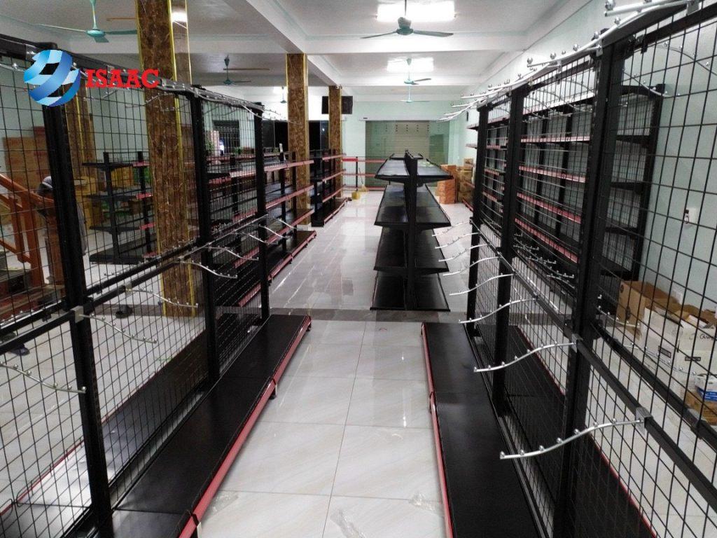 Phân phối giá kệ siêu thị tại Lê Chân Hải Phòng