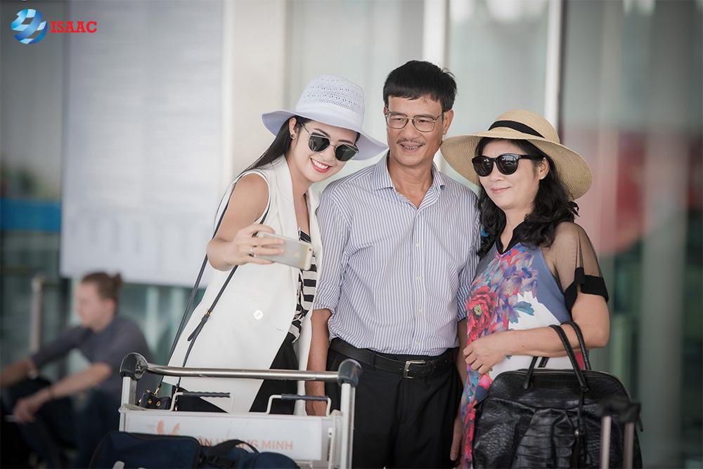 chuyến du lịch gia đình