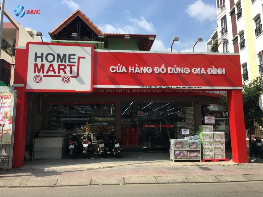 Biển bảng siêu thị mini Thái Lan