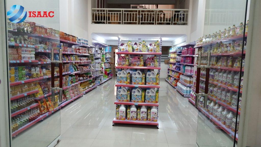 Setup siêu thị Thái Lan tại Lạng Sơn