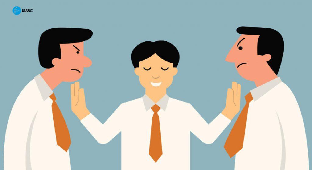 Hòa giải mâu thuẫn giữa nhân viên