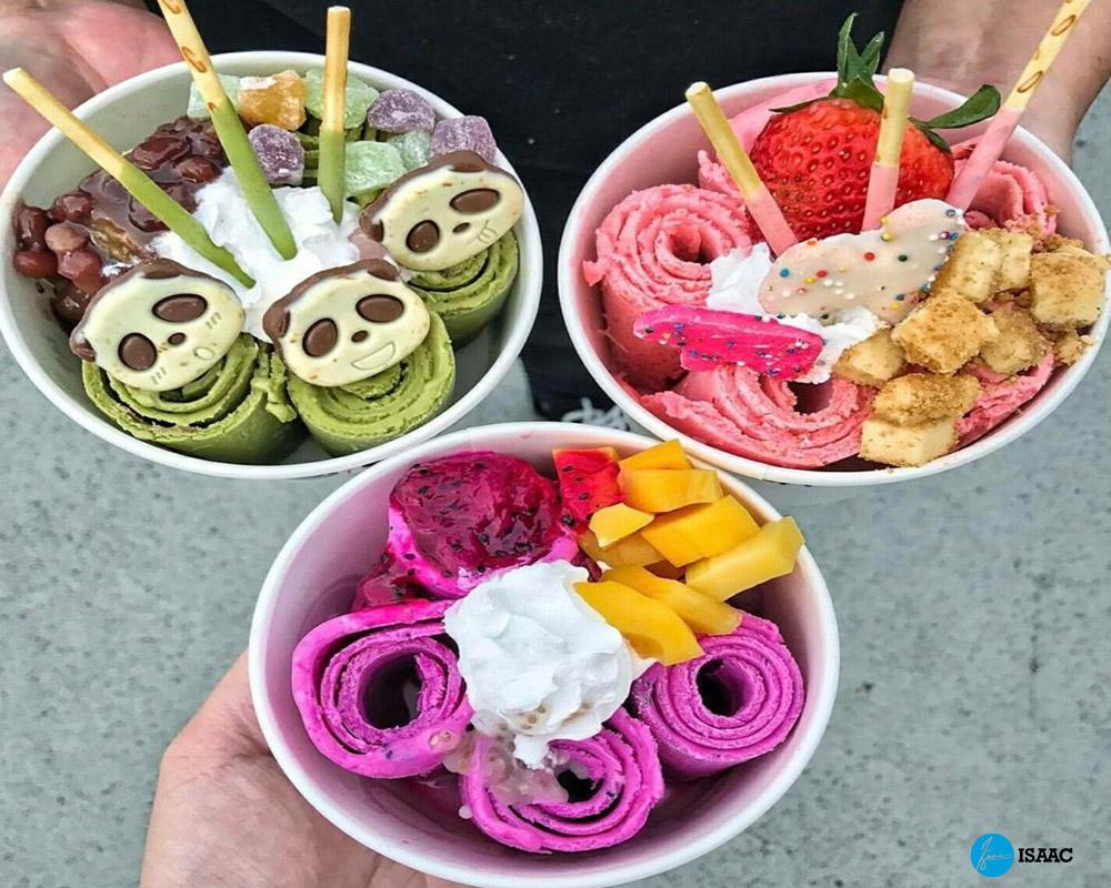 Kem lạnh Thái Lan chất lượng nhất