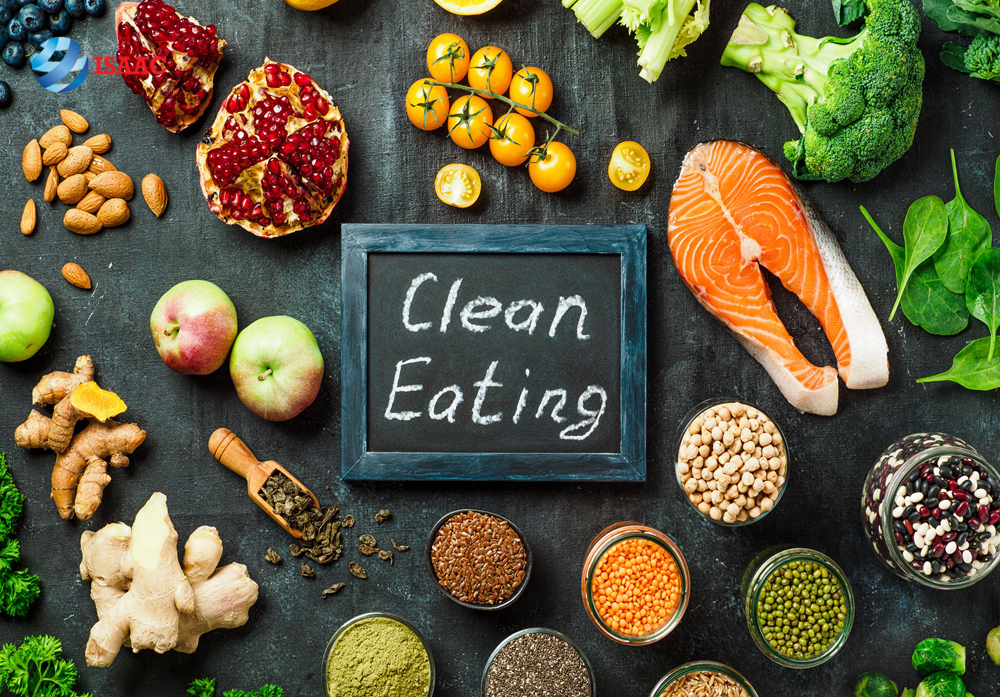 Đồ ăn không béo cho người giảm cân