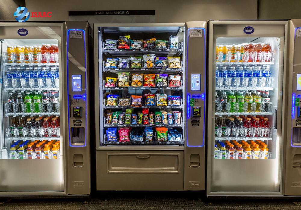 Mô hình máy bán hàng tự động