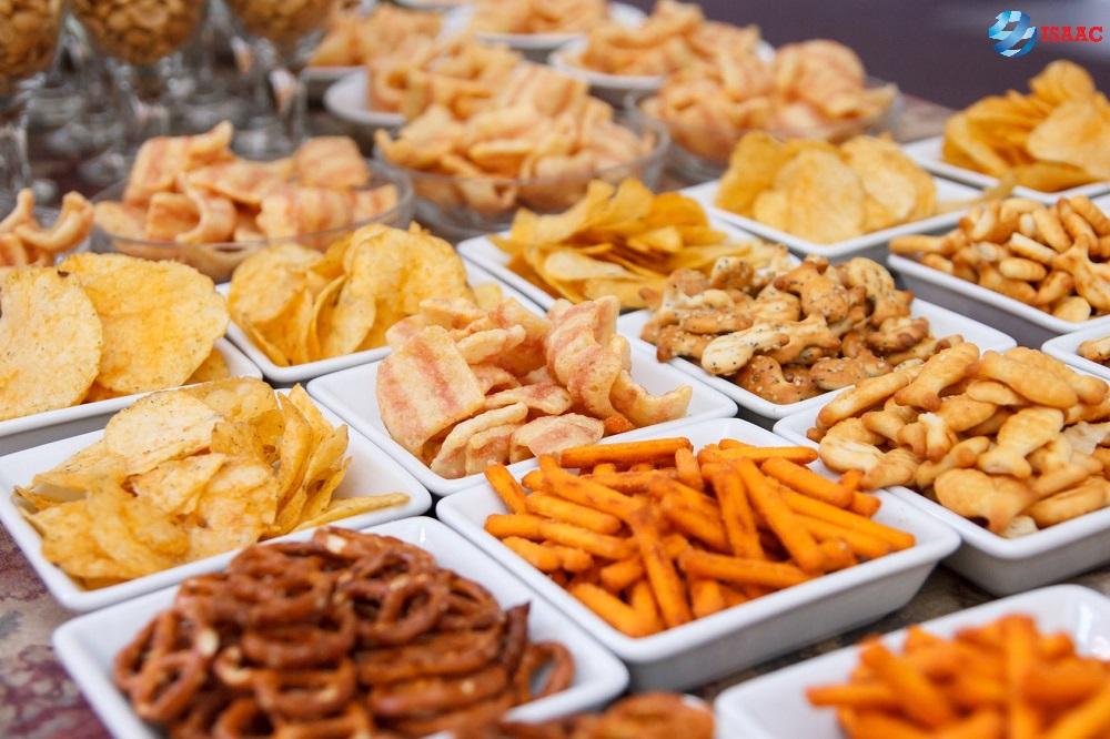Nguồn hàng đồ ăn vặt