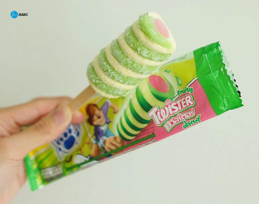 Siêu phẩm kem Paddle Pop Wall's