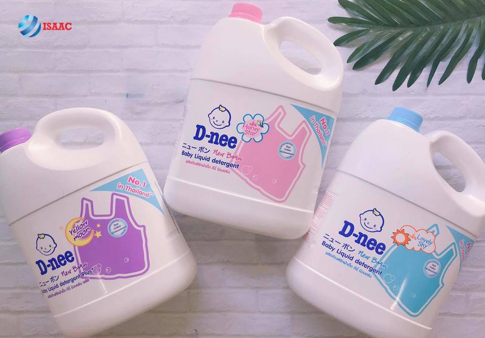 nguồn hàng phân phối nước giặt dnee