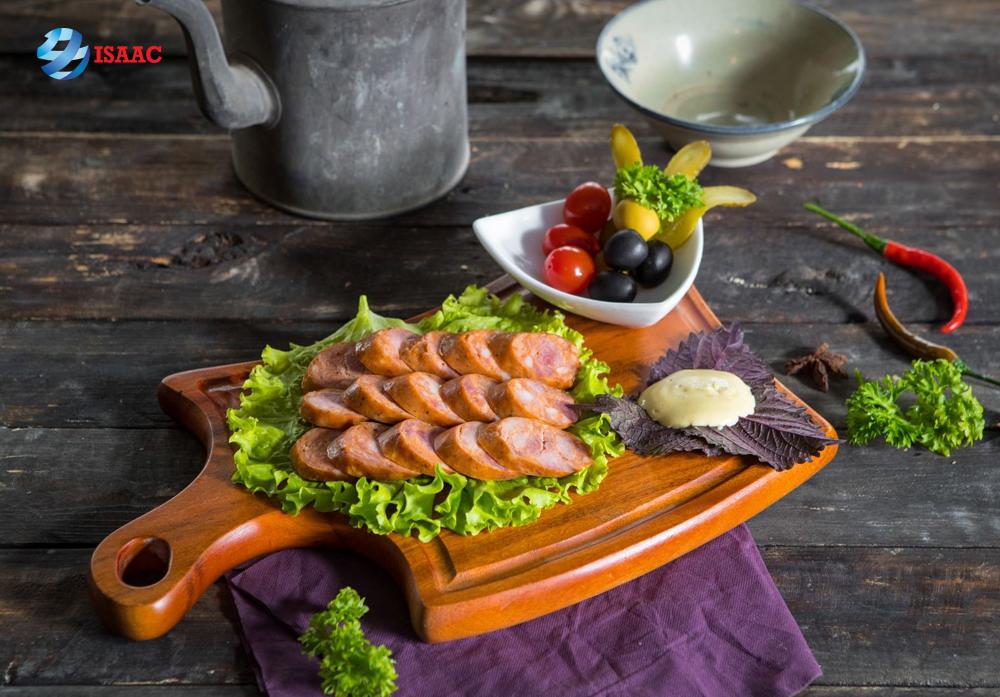 Xúc xích Đức Việt