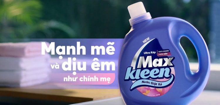 Nhà phân phối nước giặt Maxkleen