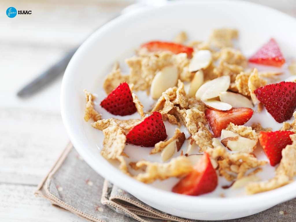 Thực phẩm khô dinh dưỡng ngũ cốc